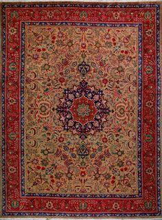 Image result for Tabriz carpet pinterest