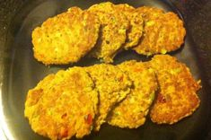 JD's Low Carb/High Protein Tuna Fish Cakes Recipe by XENAGAIN via @SparkPeople