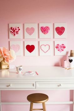 Valentines craft ide