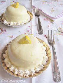 fusillialtegamino: Delizie al Limone Gourmet Desserts, Italian Desserts, Gourmet Recipes, Baking Recipes, Cake Recipes, Citrus Cake, Italy Food, English Food, Sweet Cakes