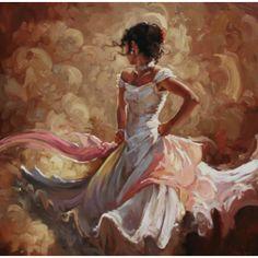 """""""Flamenco Glow"""" by Mark Spain"""
