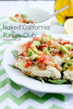 Naked CA Turkey Club
