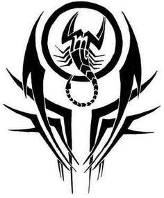 Scorpion Tattoo Designscorpion Tattoos Tribal Scorpion Tattoos ...