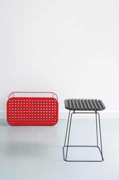 With its fresh take on minimalism, French design duo Normal Studio is ushering in a new machine age. Furniture Making, Cool Furniture, Modern Furniture, Furniture Design, Design Apartment, Of Wallpaper, Minimalist Design, Minimalist Fashion, Interior Architecture
