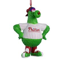 Save $18.79 on Kurt Adler 3-1/2-Inch Philly Phanatic Mascot Ornament; only $6.62
