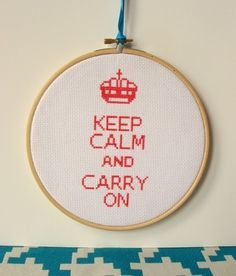 Apple Pie, love for details...: Keep calm and carry on