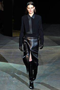 graphic matte and shine. A Wang Fall 12