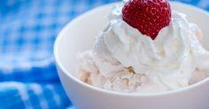 3-Step Strawberry Ice Cream
