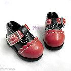 Mimi Collection 16cm Lati Yellow Basic bjd Doll Mary Jane School Shoes Red lots of different styles for around $9 shipped