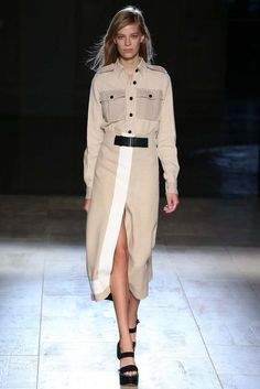 Victoria Beckham Spring 2015 Ready-to-Wear -