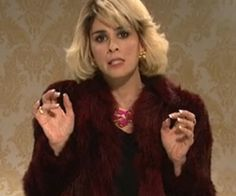 """Joan Rivers returned to """"Saturday Night Live"""" last night, thanks to guest host Sarah Silverman.The show gave tribute to the late comedian in a sketch that…"""