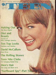 1966   'Teen Magazine February 1966