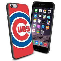MLB Chicago Cubs Baseball, Cool iPhone 6 Smartphone Case Cover Collector iPhone TPU Rubber Case Black [By NasaCover] NasaCover http://www.amazon.com/dp/B0129C2F5Y/ref=cm_sw_r_pi_dp_xaKWvb1ACX6DC