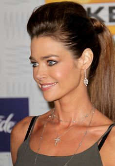Denise Richards Wearing Diamonds by the yard. Buy here: http://www.ebay.com/usr/amazeaccessories?_trksid=p2047675.l2559 for a a great deal!