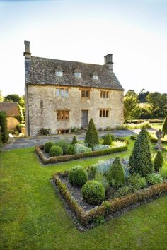 17th-century Manor House, Oxfordshire, England