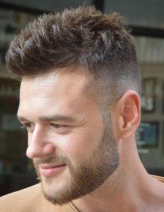 10  erstaunliche kurze Frisuren Männer - Besten Frisur Stil