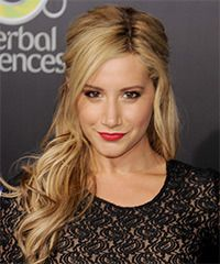 Ashley Tisdale Hairstyle - short layers that fall out in front