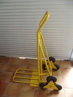 Un diable 3 roues.  pour monter les escaliers !! charge de 150 kg. Location particulier à particulier, diable de transport à Le Grau-du-Roi (30240) _ www.placedelaloc.com