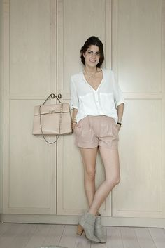 neutrals and nudes on the Man Repeller