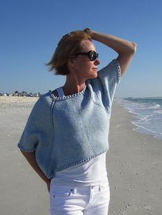 NobleKnits.com - Imagine Knit Designs Sandpiper Tee Knitting Pattern, $6.95 (http://www.nobleknits.com/imagine-knit-designs-sandpiper-tee-knitting-pattern/)