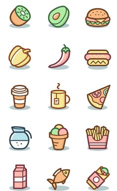 Capitalist Icons Set — A collection of 600 icons in 2 styles with an original look and start-up spirit!   by PixelBuddha