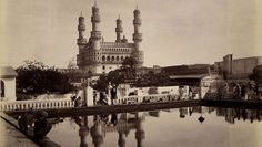 "Char Minar, from album ""Views of India"", Raja Deen Dayal"