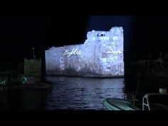 Temporary Exhibition: Byblos 3D Mapping event , 2013