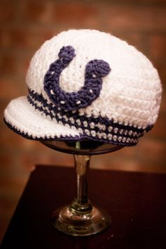 newborn colts hat- would u say this is for a boy or girl?