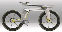 Pro Cycling WorldTour - Community - Future Tech: Canyon's Eco Speed hydrogen powered e-bike concept
