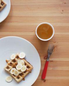 Waffles, Butter, Gluten Free, Favorite Recipes, Meals, Baking, My Favorite Things, Breakfast, Instagram