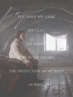 "queencatelynstark: ""Outlander + Favourite Quotes [1-6/?] """