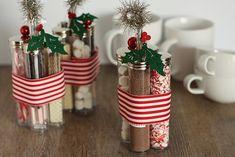DIY Hot Chocolate Kit | 110+ Incredibly Beautiful Homemade DIY Christmas Gifts & Ideas