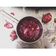 NATURAL DYEING with dragon fruit by Cara Marie Piazza #adelineloves #handdyed