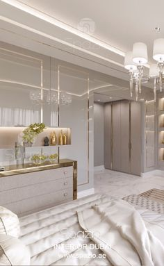 Bedroom interior design in Dubai – master bedroom interior design and decoration ideas in modern luxury style Bedroom Interior Design Images, Interior Design Dubai, Master Bedroom Interior, Luxury Bedroom Design, Bedroom Decor, Bedroom Interiors, Bedroom Ideas, Luxury Decor, Luxury Homes Interior