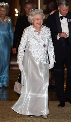 HRH Queen Elizabeth II arrives at the Serena Hotel for The Queen's Banquet for Commonwealth Heads of Government on November 23, 2007 in Kampala, Uganda. The Duchess is in Uganda with The Prince of Wales during the Commonwealth Heads of Govenment Meeting. CHOGM will be attended by over 5000 delegates, The Queen as well as UK Prime Minister Gordon Brown.
