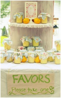 Shabby Chic Bridal Shower | Photography: Bethany Sieman | Event Design: Live Smile Celebrate
