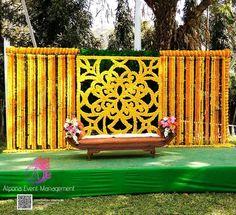 Decor # lights# effects # bride# groom flowers decor ideas by team the dream creation. Reception Stage Decor, Wedding Stage Decorations, Backdrop Decorations, Festival Decorations, Event Decor, Backdrops, Mehndi Decor, Haldi Ceremony, Wedding Mandap