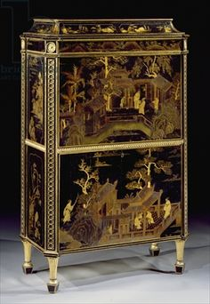 28 Ideas chinese antique furniture decor for 2019 Antique Chinese Furniture, Asian Furniture, Oriental Furniture, Furniture Decor, Outdoor Furniture, Lacquer Furniture, Hand Painted Furniture, Chinoiserie, Decoration