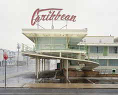 """archatlas: """"MidCentury Modern Jersey Shore Ebb Tide by Tyler Haughey focuses on the Wildwoods, a group of small shore towns situated on a five-mile-long barrier island along the southern New Jersey coastline, and home to one of the most important. New Jersey, Abandoned Film, Wildwood Crest, North Wildwood, Isle Of Capri, Summer Vacation Spots, Beautiful Series, Spiegel Online, Layout"""