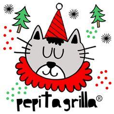 www.pepitagrilla.com Playing Cards, Illustrations, Illustration, Character Illustration, Playing Card, Illustrators, Drawings