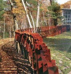 dwellscan20011 fence from corten steel