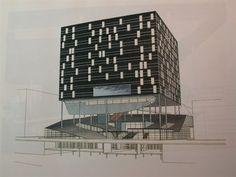 Hilton Hotel, The Hague // OMA
