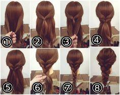 ヘアアレンジ https://www.instagram.com/nest_hairsalon/