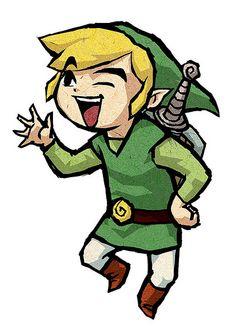 Zelda Wind Waker HD, con el Link más carismático de la saga.