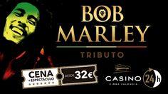 Cena y espectáculo a ritmo de Bob Marley en el Casino Cirsa Valencia - http://www.valenciablog.com/cena-y-espectaculo-a-ritmo-de-bob-marley-en-el-casino-cirsa-valencia/