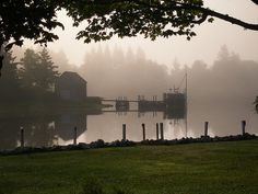 Vogler's Cove in Fog | Flickr - Photo Sharing!