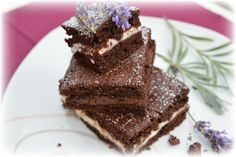Julias zuckersüße Kuchenwelt: Cremeschnitten - Ein Traum für jeden Schokofan