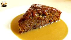 STICKY DATE PUDDING WITH CARAMEL SAUCE RECIPE