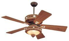Durango 52 Ceiling Fan wLight Bowl