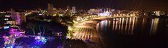 Panorama foto's geeft vaak een mooier beeld van een omgeving, u krijgt het gevoel alsof u daar werkelijk bent. Mallorca, Magaluf, Nikki Beach, Melia hotel. http://markrademaker.nl